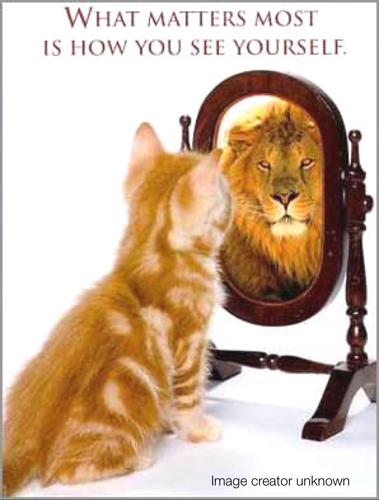 Appreciate your self!